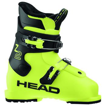 Chaussres de Ski Head Z 2  YELLOW / BLACK