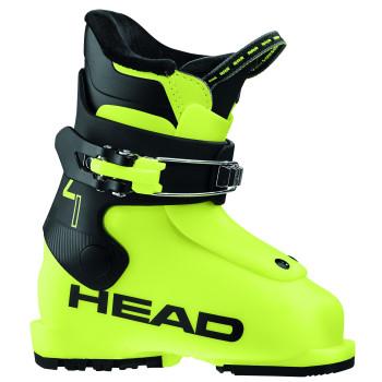 Chaussres de Ski Head Z 1  YELLOW / BLACK
