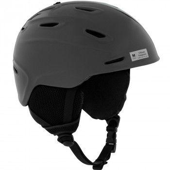 Casque de Ski/Snow Smith ELEVATE CHARCOAL