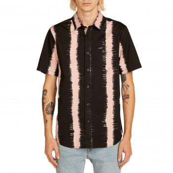 Chemise Volcom FADE THIS LIGHT MAUVE Homme