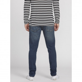 Pantalon Volcom Vorta Tapered Dry Vintage Homme
