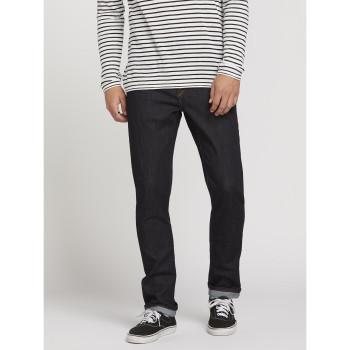 Pantalon Volcom Solver Tapered Grey Vintage Homme