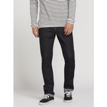 Jean Volcom Solver Tapered Rinse Homme