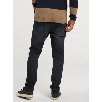Pantalon Volcom Solver Tapered Vintage Blue Homme