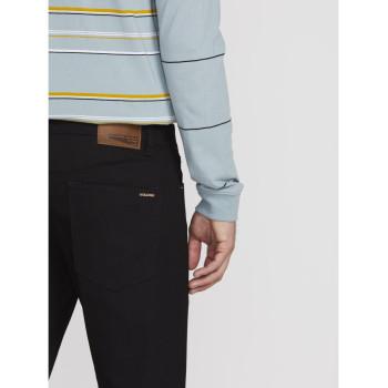 Pantalon Volcom 2x4 Tapered Black On Black Homme