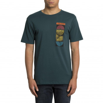 T-Shirt Volcom OPTIONAL BSC  Vert