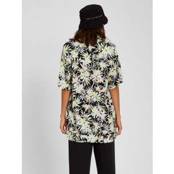 Chemise Volcom Thats My Type Lime Femme