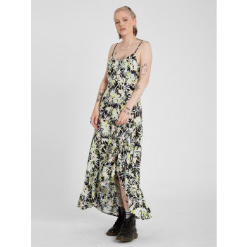 Robe Volcom Maxi Thats My Type Lime Femme