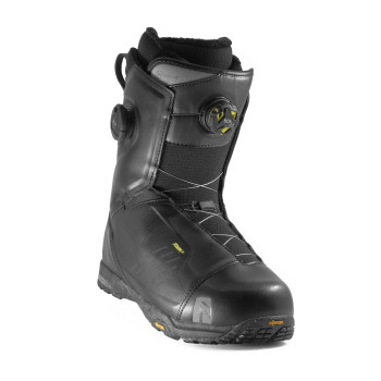 Boots de Snowboard Nidecker HYLITE H-LOCK Homme Noir