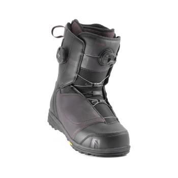 Boots de Snowboard Nidecker LUNAR Wm's H-LOCK Femme Violet