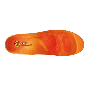 Semelles Sidas winter 3 Feet Mid Orange