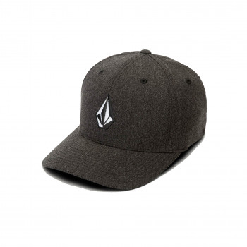 Casquette Volcom FULL STONE HTHR XFIT CHARCOAL HEATHER Homme
