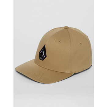 Casquette Volcom Stone Recycled Xfit Olive Grey Homme