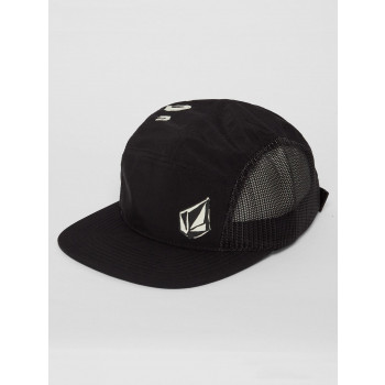 Casquette Volcom Stone Clipping Cheese Black Homme