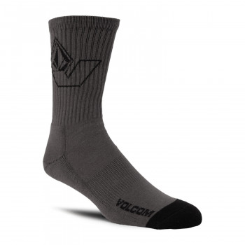 Chaussettes Volcom Vibes – Pewter
