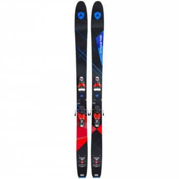Skis Dynastar CHAM 2.0 107  Homme (Skis Seuls Sans Fixations)