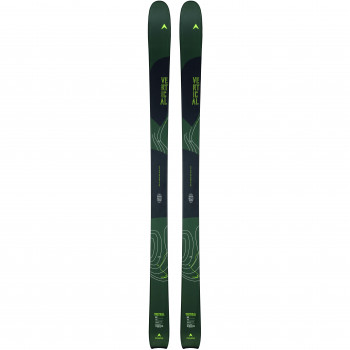 Skis Dynastar VERTICAL (skis sans fixation)