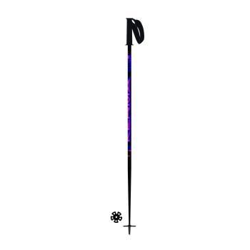 Baton de Ski Kerma MENACE Homme Violet