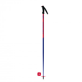 Baton de Ski Kerma VECTOR TEAM Junior Bleu