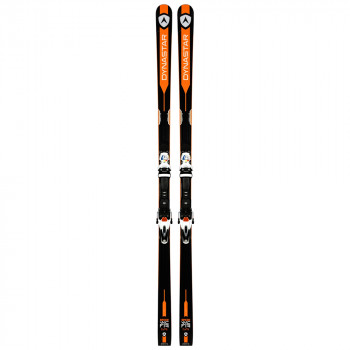 Skis Dynastar Speed Fis Gs Factory + Fixations Spx 15 Rockerflex White Icon