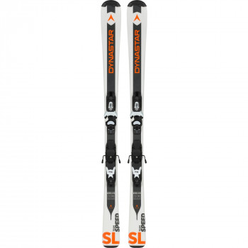 Skis Dynastar Team Speed 100-130 + Fixations KID-X 4 B76