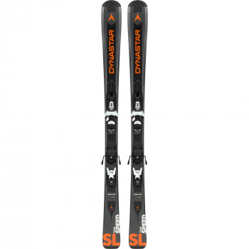Skis Dynastar Team Speed 100-130 + Fixations KID-X 4
