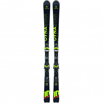 Pack Ski Dynastar SPEED ZONE 10 TI + Fixations SPX12 K.GW Noir Homme
