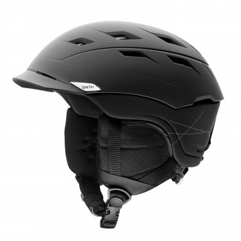 Casque de Ski/Snow Smith Variance Matte Black