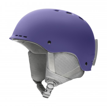 Casque de Ski Smith HOLT 2 DUSTY LIL Femme Violet