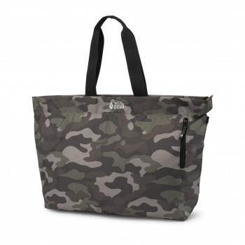 Sac a Main Volcom Stamped Stone Tote Camouflage Femme