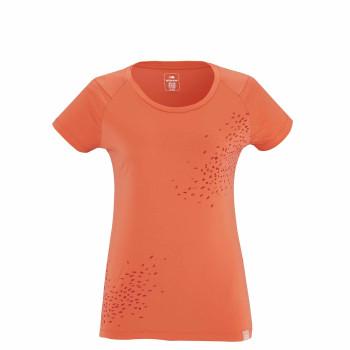 Tee-shirt Eider Tonic Coral Femme