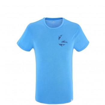T-Shirt Eider Manches Courtes KIDSTON Bleu