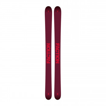 Pack Ski Faction Candide 3.0 + Fixation Look SPX 12