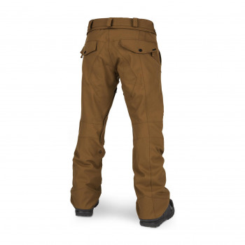 Pantalon Ski/Snow Volcom Articulated Marron Homme