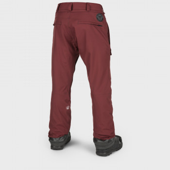 Pantalon Homme de Ski / Snow Volcom PAT MOORE BURNT RED