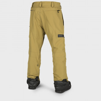 Pantalon Homme de Ski / Snow Volcom GI RESIN GOLD