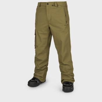 Pantalon Homme de Ski / Snow Volcom VENTRAL MOSS