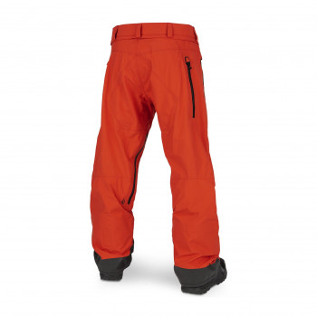 Pantalon Ski/Snow Volcom Guide Gore-tex Orange Homme