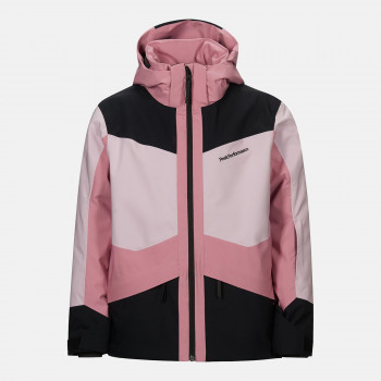 Veste de Ski/Snow Peak Performance Jr Gravity Jacket Cold Blush Garçon