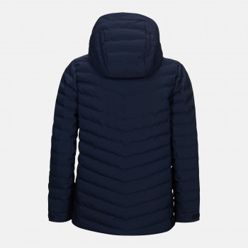 Veste de Ski/Snow Peak Performance Jr Frost Ski Jacket Blue Shadow Garçon
