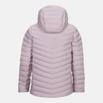 Veste de Ski/Snow Peak Performance Jr Frost Ski Jacket Cold Blush Garçon