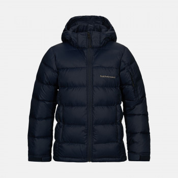 Doudoune Peak Performance Jr Frost Down Jacket Blue Shadow Garçon