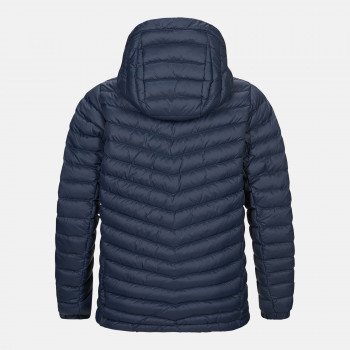 Doudoune Peak Performance Jr Frost Down Hood Jacket Blue Shadow Garçon