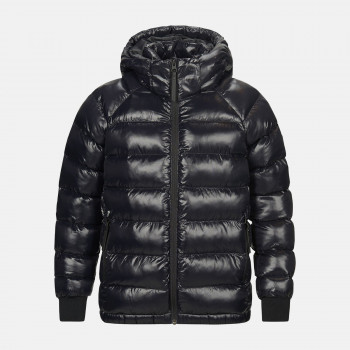 Doudoune Peak Performance Jr Tomic Jacket Black Garçon
