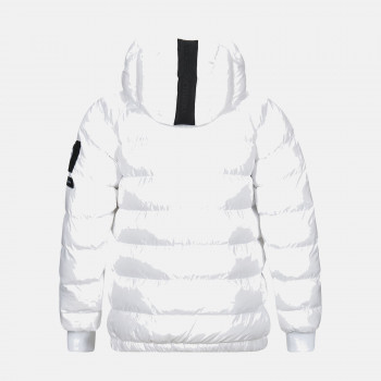 Doudoune Peak Performance Jr Tomic Jacket White Garçon