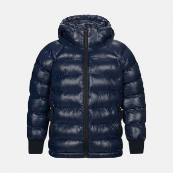 Doudoune Peak Performance Jr Tomic Jacket Blue Shadow Garçon