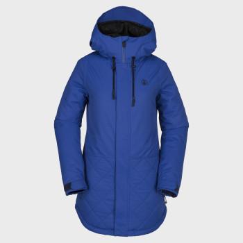 Veste Femme de Ski / Snow Volcom WINROSE WOODE INS ELECTRIC BLUE