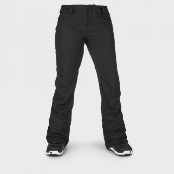 Pantalon Femme de Ski / Snow Volcom SPECIES STRETCH BLACK