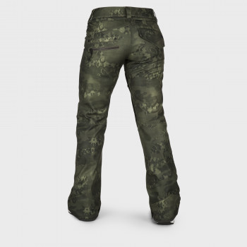 Pantalon Femme de Ski / Snow Volcom SPECIES STRETCH CAMOUFLAGE