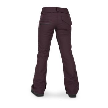 Pantalon Ski/Snow Volcom Species Stretch Violet Femme